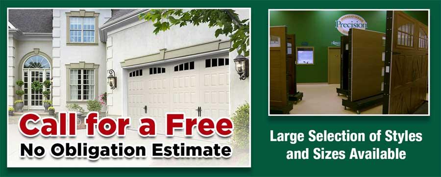 Precision Overhead Garage Doors Of New, Garage Door Repair Fair Lawn Nj