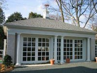 glass garage doors or frenchporte in nj