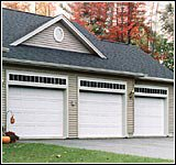 3 Car Steel Garage Door